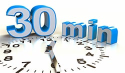 SEO Plan in 30 minutes a Day